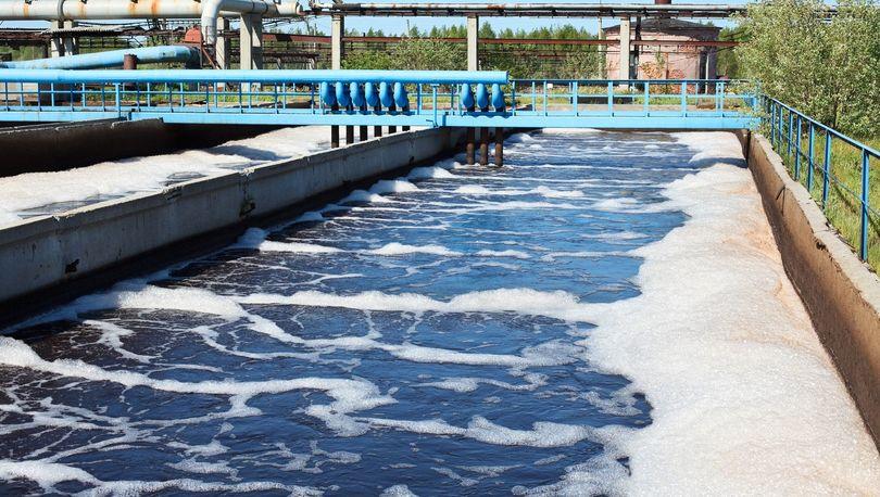 В Кронштадте модернизируют станцию бактерицидной обработки воды