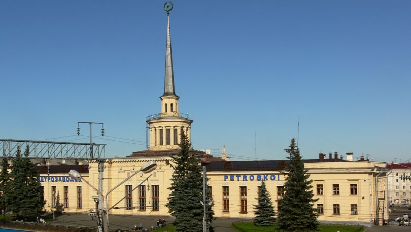 вокзал в петрозаводске