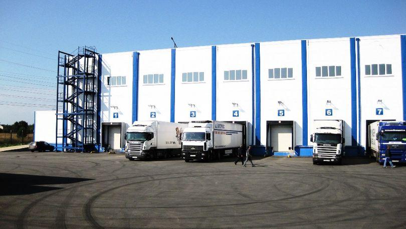 В Калининграде введен крупнейший складской комплекс