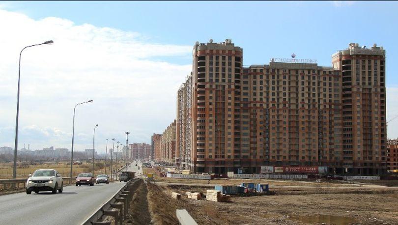 Москвин: Реконструкция проспекта Строителей в Кудрово обеспечит транспортную доступность района