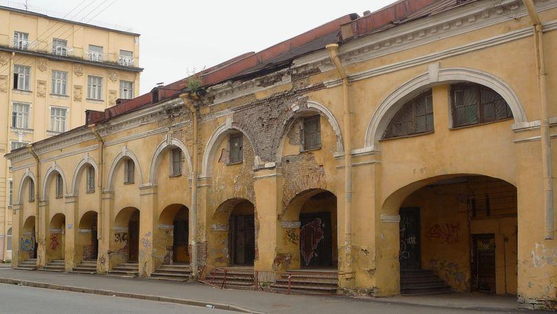 Фонд VIYM откроет хостел в здании Никольского рынка