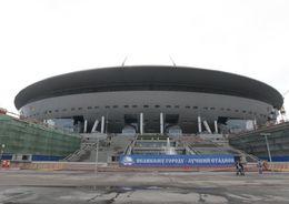 На «Зенит – Арене» в сентябре пройдет тестовый матч