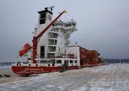 Новый контейнерный сервис появился на многопрофильном погрузочном комплексе Юг-2 в Морском торговом порту Усть-Луга