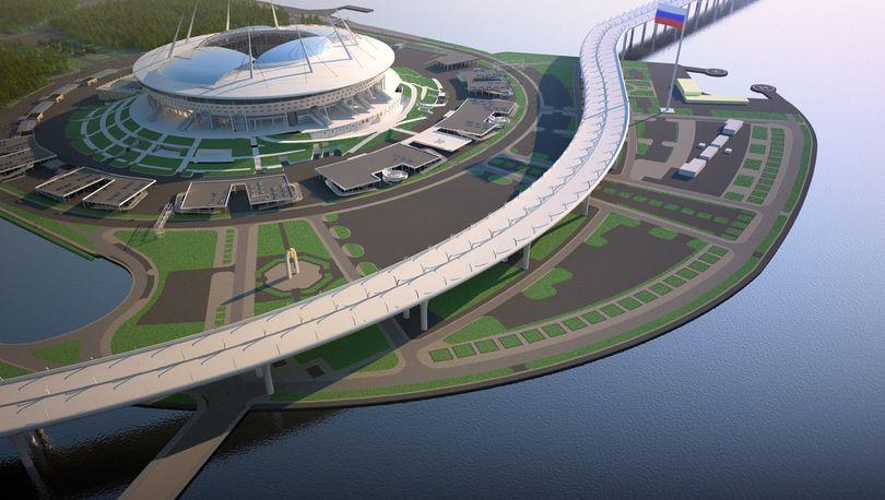 Харлашкин: Объекты, возводимые к ЧМ – 2018, очень нужны  Петербургу