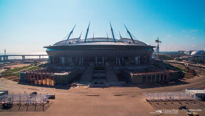 Петербург расторгает контракт с генподрядчиком