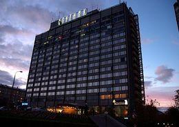 В Москве начался снос гостиницы «Спутник»