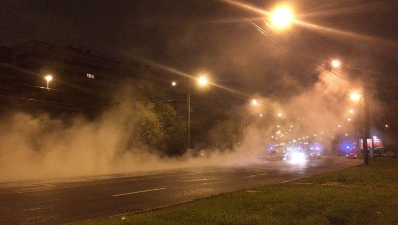 69 зданий на Васильевском останутся без тепла из-за аварии