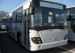 К 2017 году город получит 100 автобусов