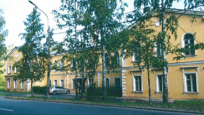 Флигель дачи Кожевникова
