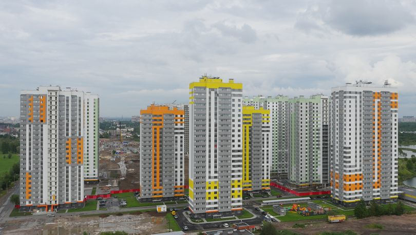 За три месяца 2016 года  «Группа ЛСР» реализовала 214 тысяч кв. м жилья