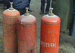 В Ленобласти найдут альтернативу поставщику газовых баллонов