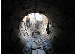 Из-за работ в коллекторе вода на севере Петербурга подается с пониженным давлением