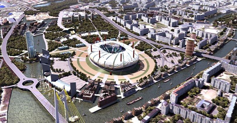 Торги на благоустройство стадиона в Калининграде не состоялись