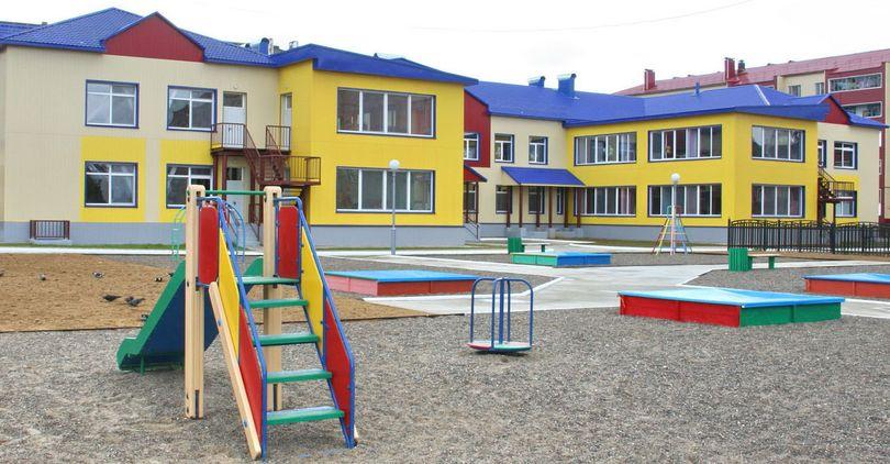 В Петербурге введены еще два детсада