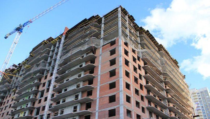 Ввод жилья в России снизился на 6,4%