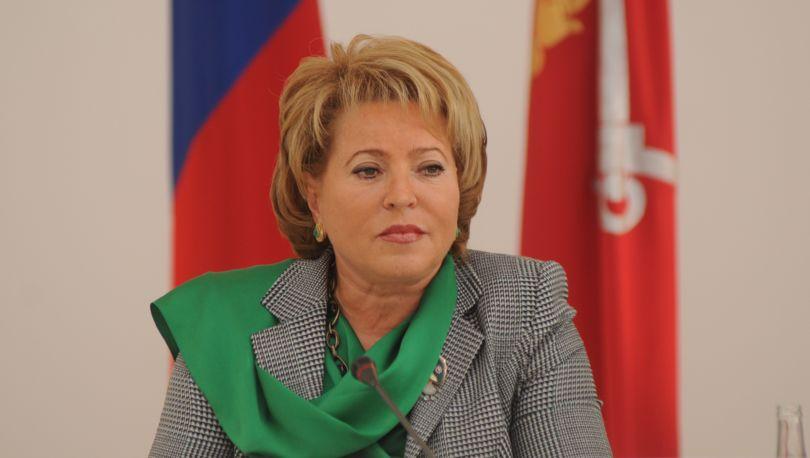 Валентина Матиенко