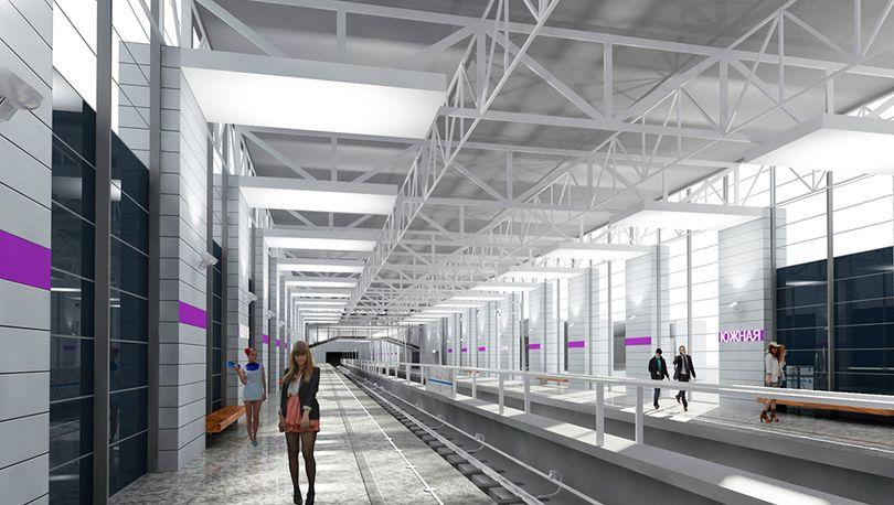 В районе станции метро «Южная» построят ТПУ