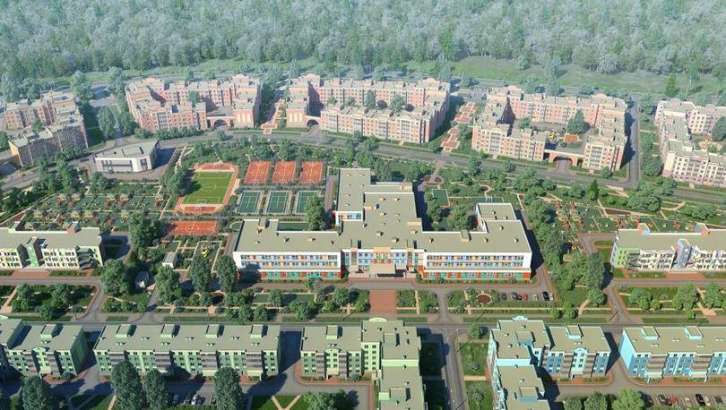 ЮниКредитБанк даст ипотеку на квартиры в ЖК «Новое Сертолово»