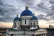 Подведены итоги конкурса на реставрацию северного придела Троицкого собора