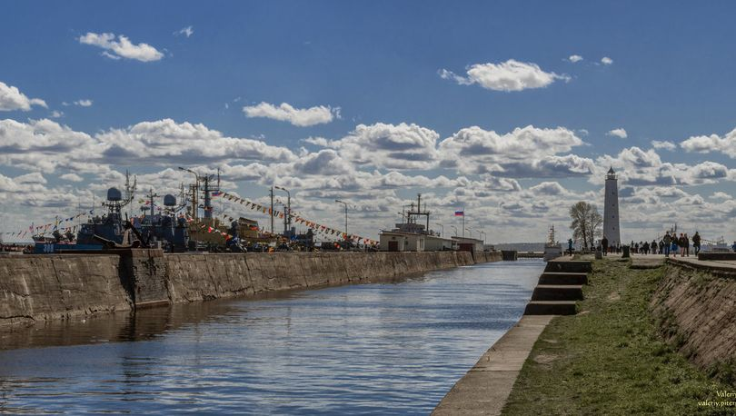 Канал Петра Великого в Кронштадте начнут обследовать в сентябре