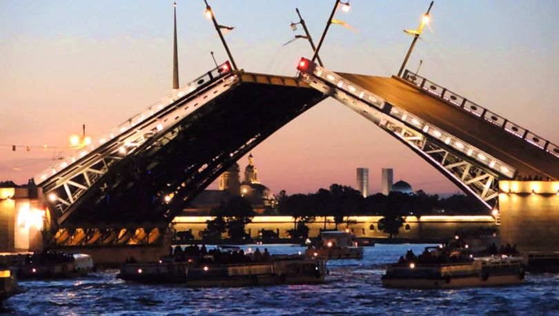 Разводка мостов