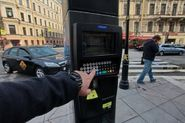 Годовой доход от платной парковки в Петербурге составил 117,4 млн рублей