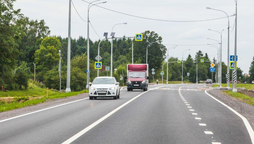 автотрасса а-120