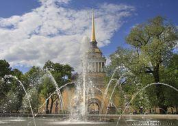 В Петербурге открывается сезон фонтанов