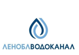 Логотип Леноблводоканала