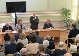 Полтавченко: Все социальные обязательства перед ветеранами выполняются