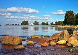 Финский залив угрожает разрушением берегам Петербурга