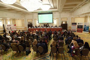 Подведение итогов года на традиционной встрече профессионалов рынка недвижимости Рождественском саммите.