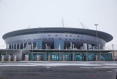 «Первый посетитель» - тестовое мероприятие на стадионе «Санкт-Петербург Арена»