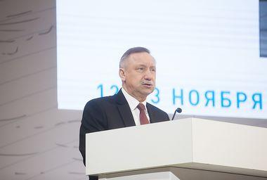 III Ежегодный инвестиционный форум в Санкт-Петербурге.