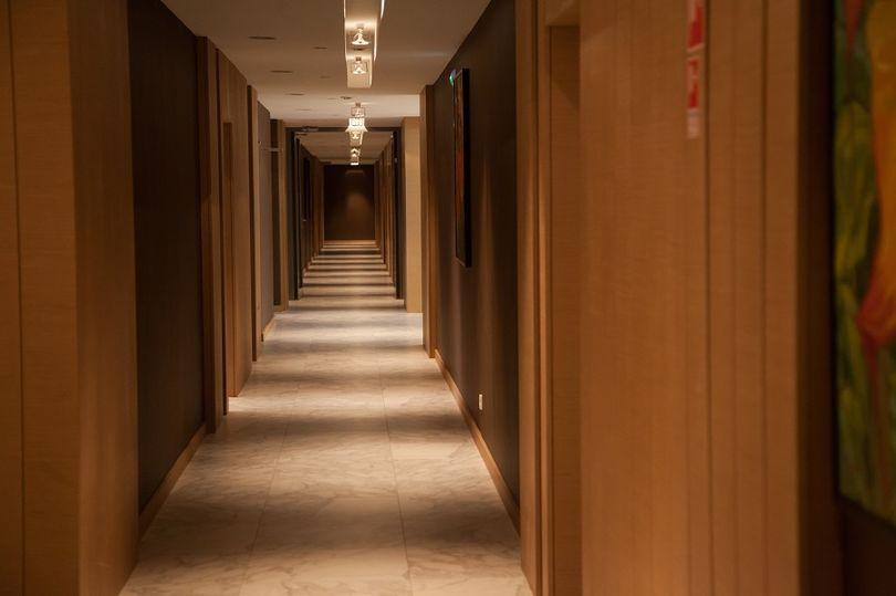 Уровень привлекательности отелей Петербурга