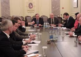 Руководители СРО СЗФО встретились в рамках Дня саморегулирования