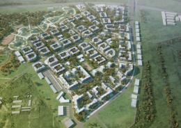 Проект «Карвила. Город на реке» попал в шорт-лист конкурса PROESTATE 2016