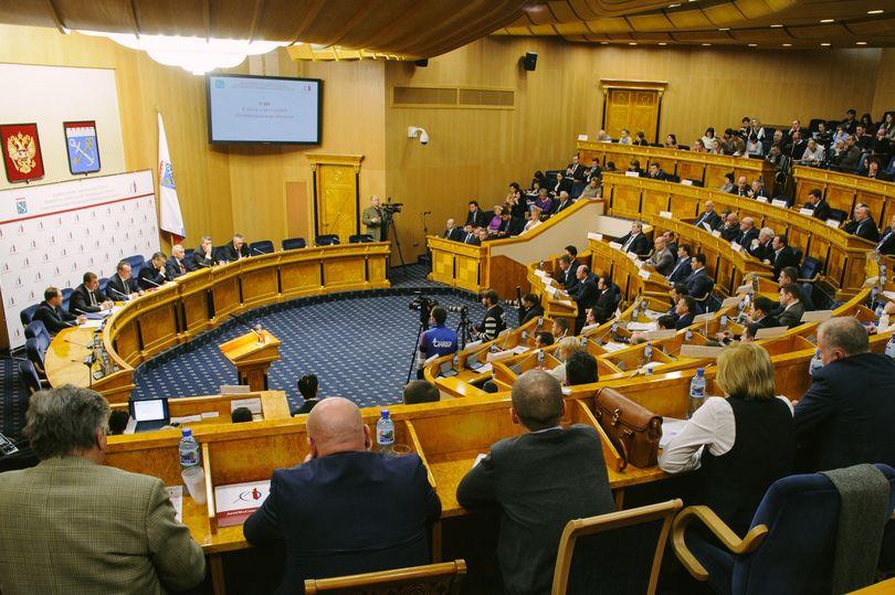 Съезд строителей Ленинградской области. В формате открытого диалога