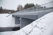 Мост через реку Петлянка