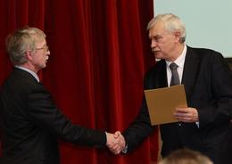 Георгий Полтавченко поздравил «ЛЕННИИПРОЕКТ» с 90-летием