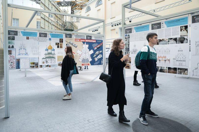 Конкурс «Архитектурное наследие»