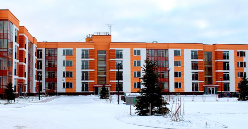 Ипотека по ставке 11,5%  в комплексах «Терминал-Ресурс»