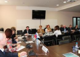 В НОСТРОЙ обсудили вопросы обеспечения безопасности труда и ответственности строительных организаций