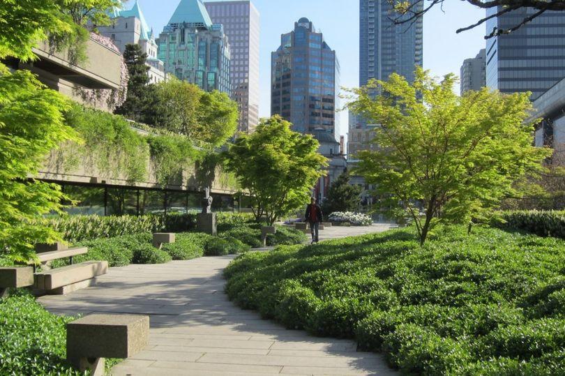 Экологические тренды в развитии города и агломерации
