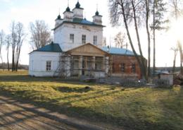 Храм святителя Николая Чудотворца в Ивановской области нуждается в помощи