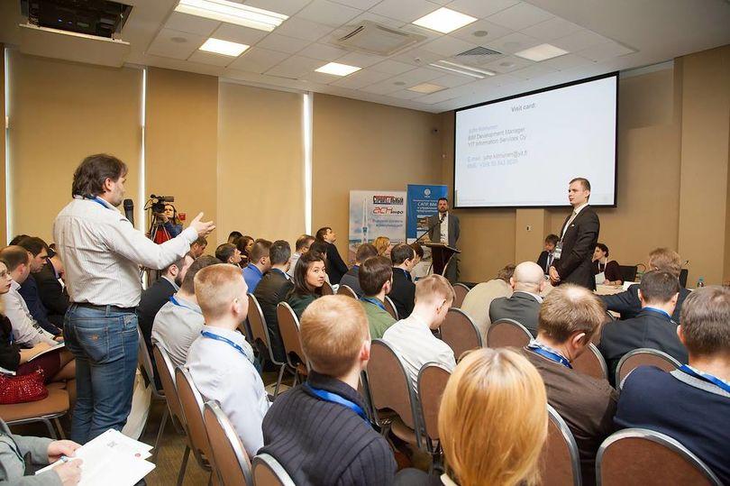 В Петербурге состоялась конференция «BIM на практике»