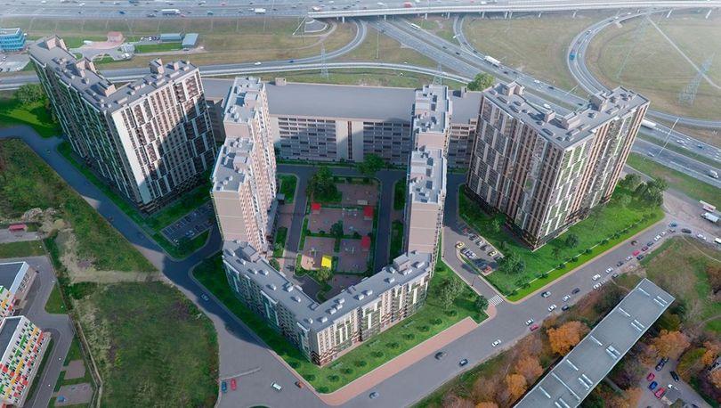 UP-квартал «Московский»