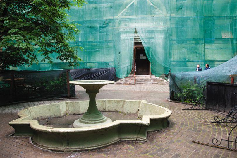 Реставрация исторических объектов