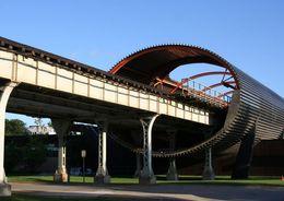 Мост и тоннель
