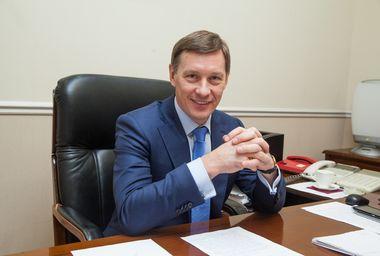 Онлайн-брифинг Михаила Москвина